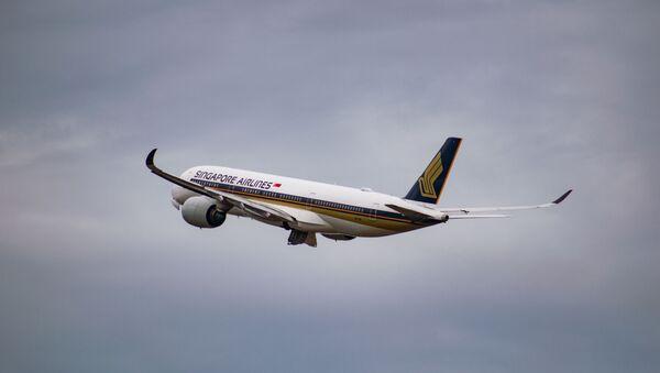 Singapore Airlines - Sputnik Абхазия