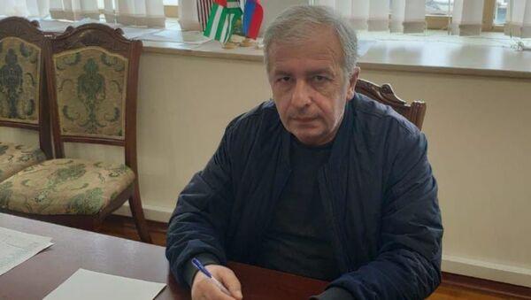 Артуш Сарибекян - Sputnik Абхазия