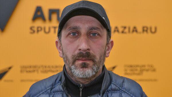 Джансух Адлейба - Sputnik Аҧсны