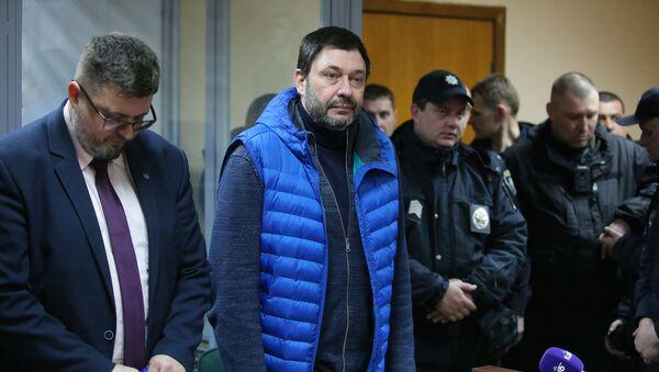 Ажурналист Кирилл Вышински иусӡбара - Sputnik Аҧсны