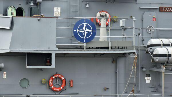 Группа кораблей четырех стран НАТО зашла в порт Одессы - Sputnik Абхазия