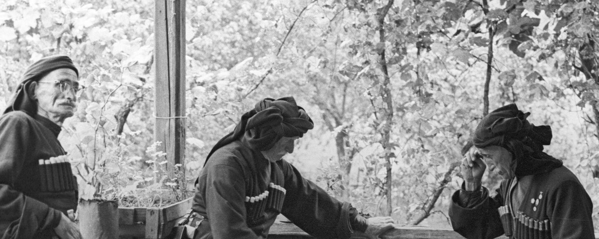 Долгожители из абхазского села Джерда - Sputnik Аҧсны, 1920, 23.01.2021