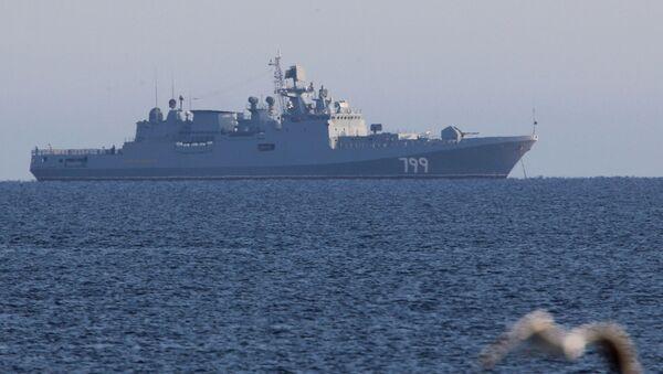 Судоходство в Калининградском морском канале и на рейде порта Балтийск - Sputnik Абхазия