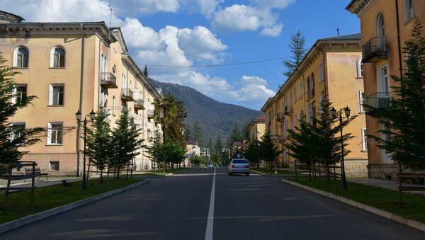 День рождения города Ткуарчал  - Sputnik Абхазия