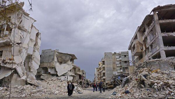 Сирия. Идлиб - Sputnik Аҧсны