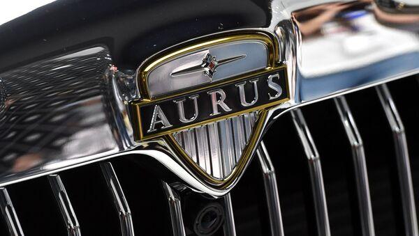 Премьера автомобиля Aurus на Женевском автосалоне - Sputnik Аҧсны