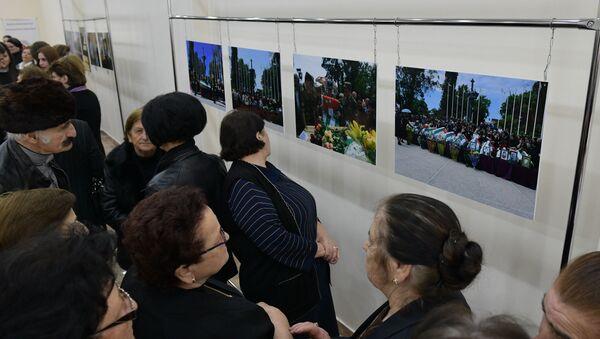 Фотовыставка Мы ждем Международного Комитета Красного Креста - Sputnik Абхазия