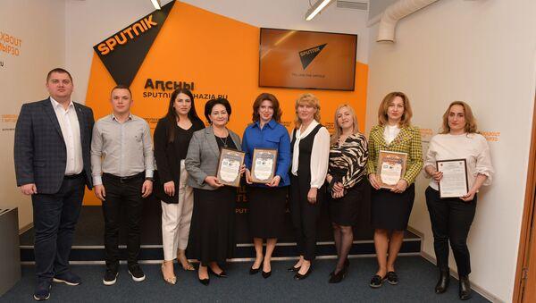 Итоги первого экскурсионного тура в Крым Пусть всегда будет солнце - Sputnik Абхазия