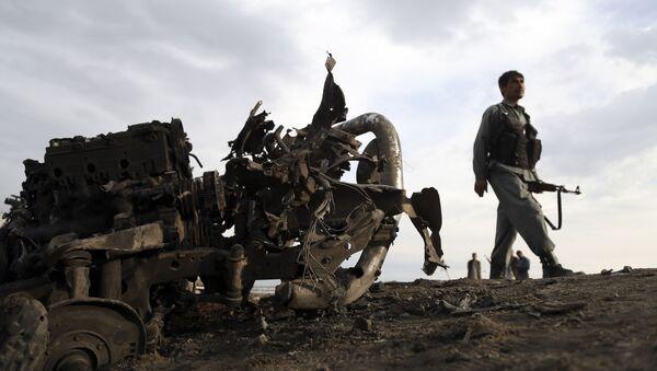 Афганистан, 9 апреля 2019 - Sputnik Аҧсны