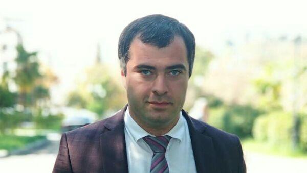 Дамир Горзолия - Sputnik Аҧсны