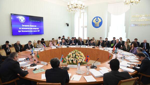 Заседание комиссии по экономическим вопросам - Sputnik Абхазия