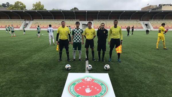 Чемпионат Абхазии по футбол  - Sputnik Абхазия