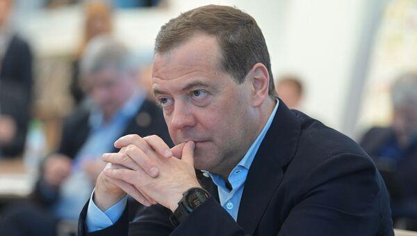 Дмитрий Медведев - Sputnik Абхазия