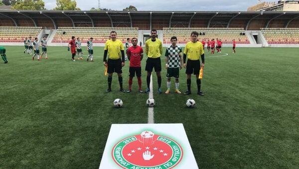 Чемпионат Абхазии по футболу - Sputnik Абхазия