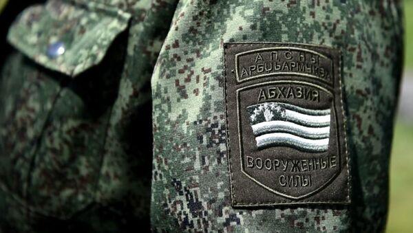 Вооруженные силы Абхазии - Sputnik Аҧсны