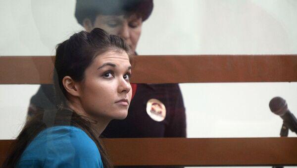 Оглашение приговора Варваре Карауловой - Sputnik Абхазия