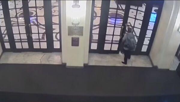 Опубликовано видео атаки террориста-смертника на отель в Шри-Ланке - Sputnik Абхазия