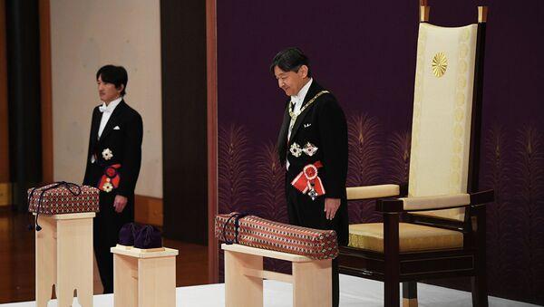 Новым императором Японии стал Нарухито - Sputnik Аҧсны
