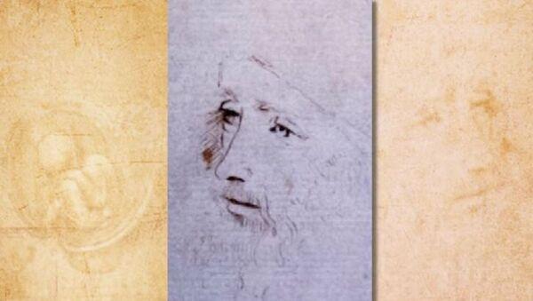 В Лондоне найден новый прижизненный портрет и наброски да Винчи - Sputnik Абхазия