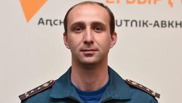 Ханагәуа Рустам - Sputnik Аҧсны