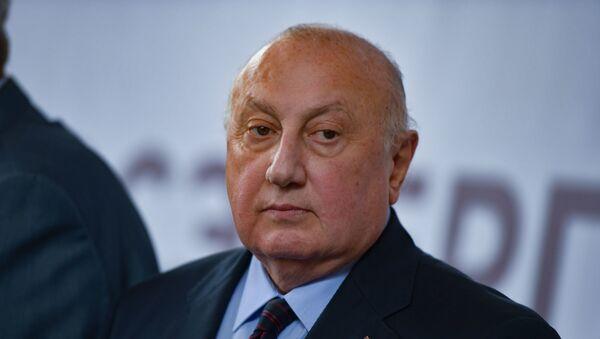 Игорь Ахба - Sputnik Абхазия
