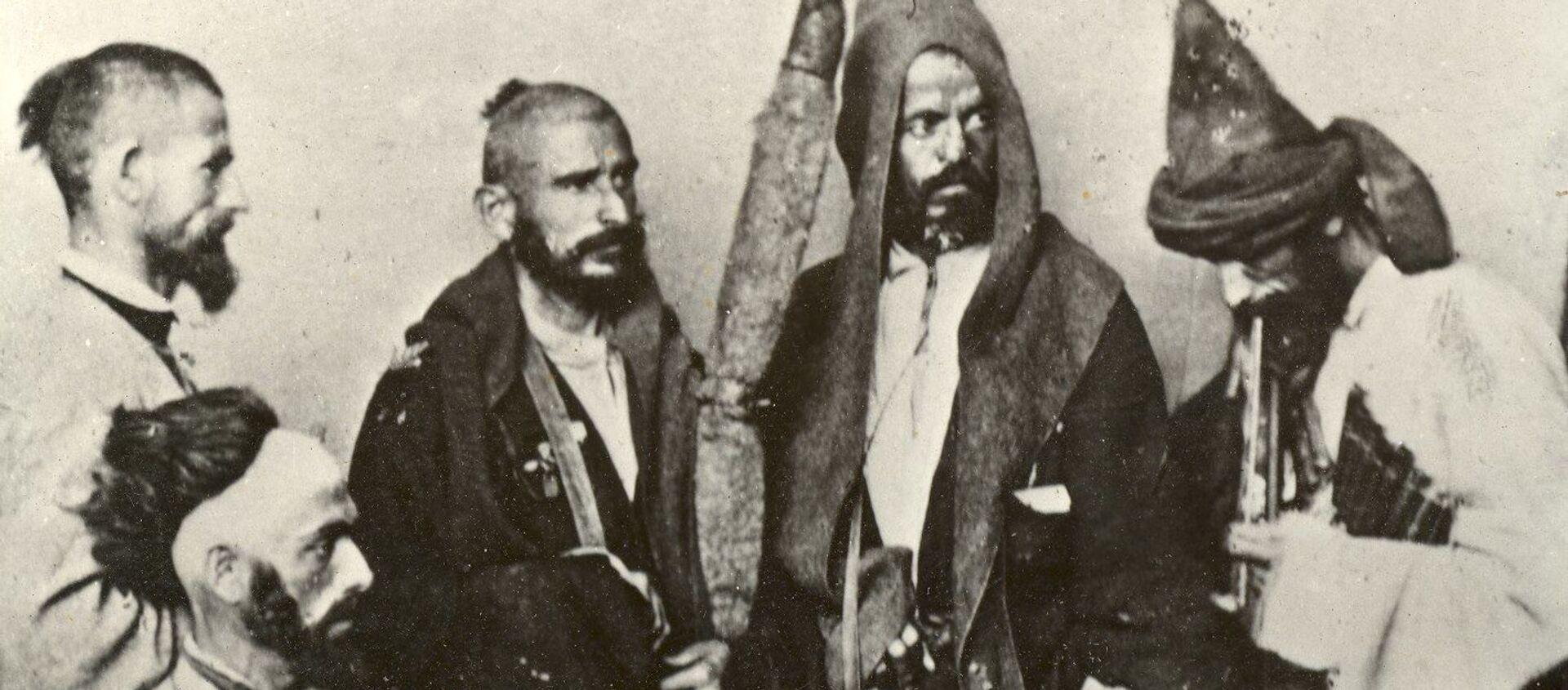 Д.И. Ермаков иусумҭа Абхазы. 1867 ш. - Sputnik Аҧсны, 1920, 05.05.2019