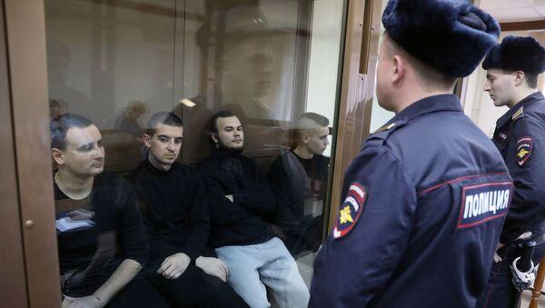 Рассмотрение жалобы на арест задержанных украинских моряков - Sputnik Абхазия