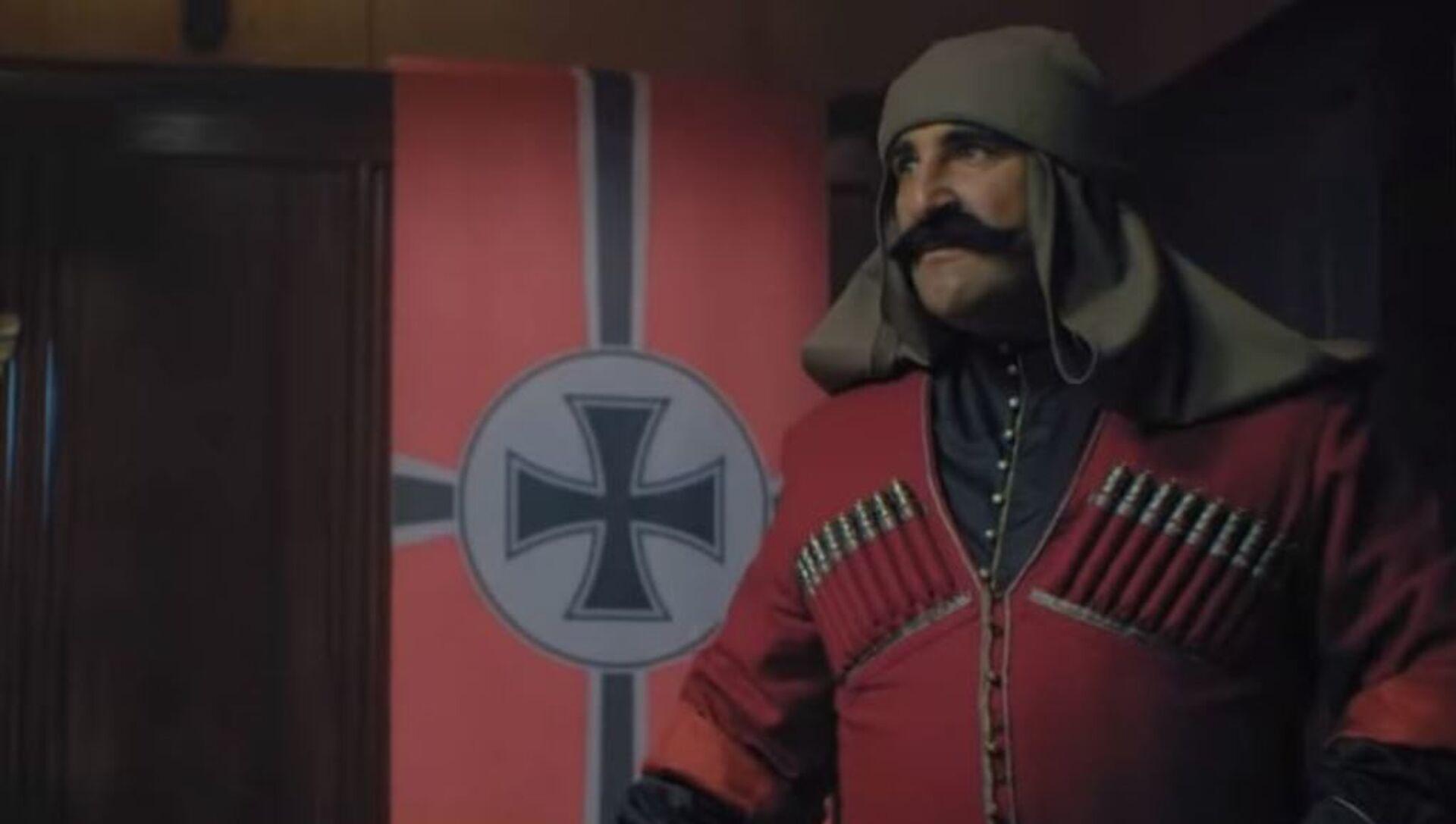 Kадр из фильма Спасибо деду за Победу - Sputnik Абхазия, 1920, 27.08.2021