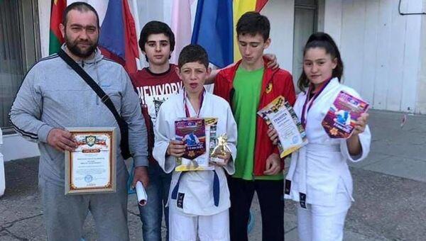 Абхазские спортсмены заняли призовые места на международном фестивале по дзюдо - Sputnik Аҧсны