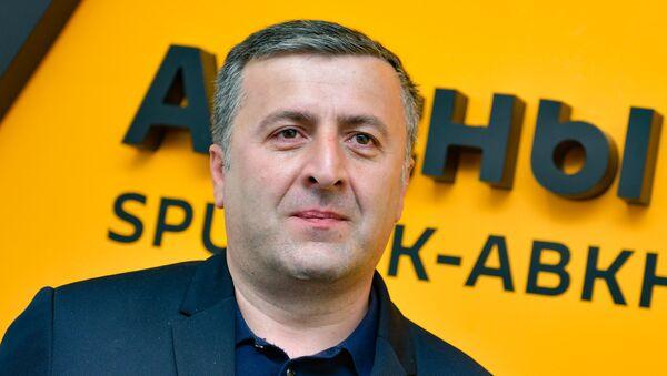 Рисмаг Аджинджал - Sputnik Аҧсны