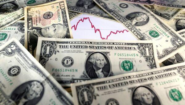 Доллары  - Sputnik Абхазия