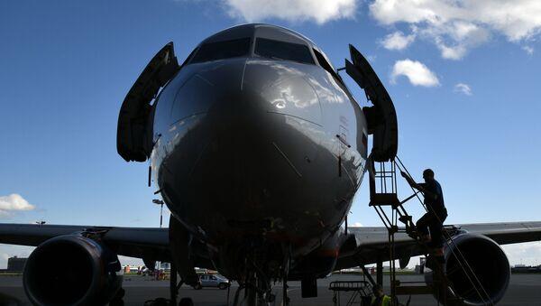 Самолеты в аэропорту Шереметьево - Sputnik Аҧсны