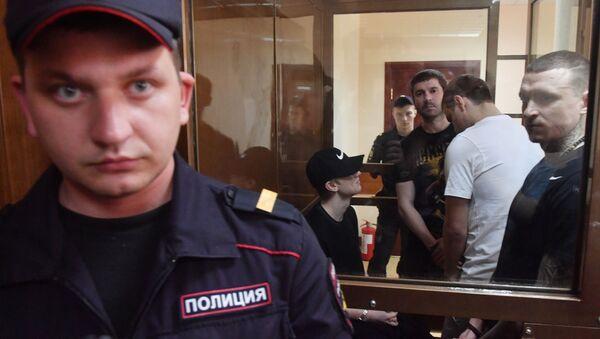 Оглашение приговора А. Кокорину и П. Мамаеву - Sputnik Абхазия