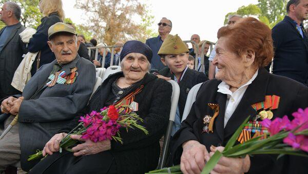 Празднование Дня Победы в ВОВ - Sputnik Абхазия