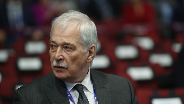Петербургский международный экономический форум. День второй - Sputnik Абхазия