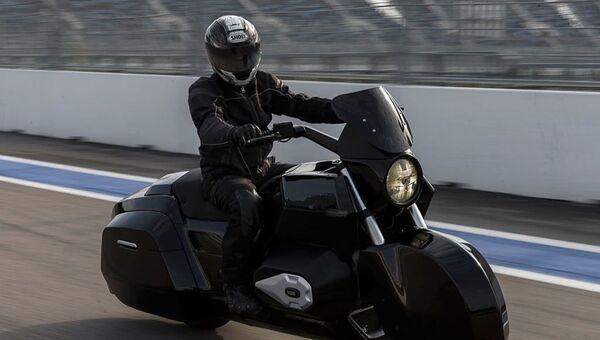 Концепт тяжелого мотоцикла Иж. Архивное фото - Sputnik Абхазия