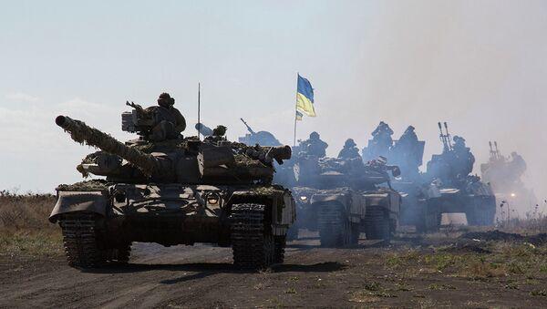 ВСУ Украины - Sputnik Абхазия