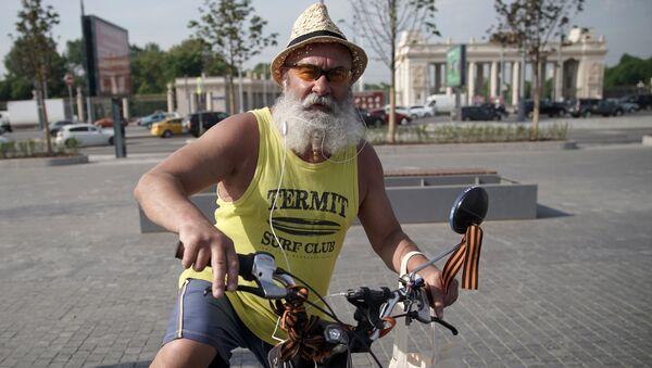 Акция На работу на велосипеде - Sputnik Абхазия