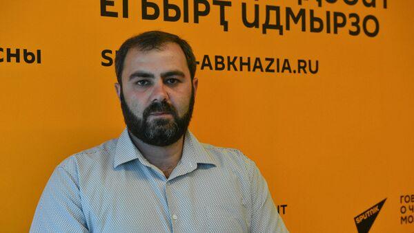 Кадыр Аргәын - Sputnik Аҧсны