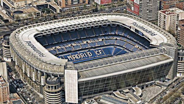Стадион футбольного клуба Реал Мадрид - Sputnik Абхазия