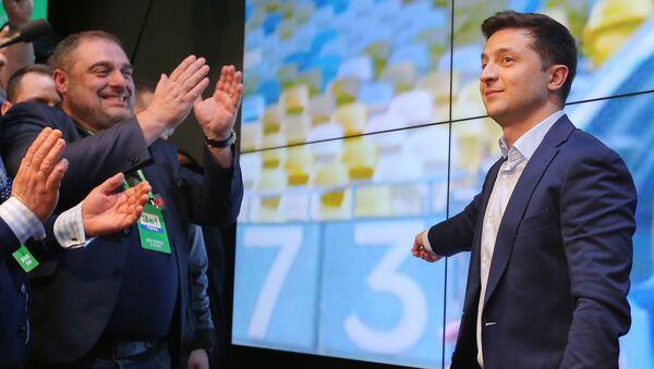 Второй тур выборов президента Украины - Sputnik Абхазия