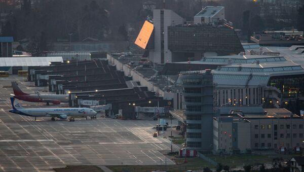 Международный аэропорт Сочи в Адлере - Sputnik Аҧсны