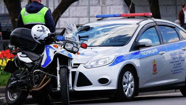 Полиция  - Sputnik Абхазия