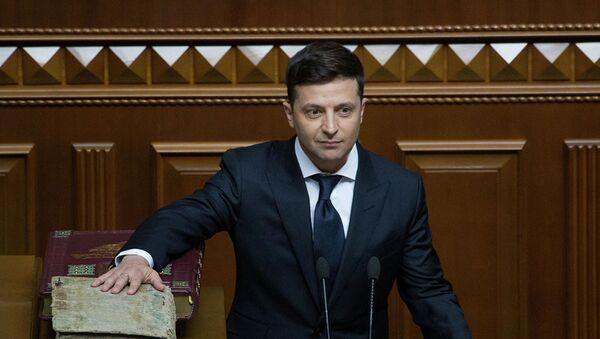 Инаугурация президента Украины Владимира Зеленского - Sputnik Абхазия