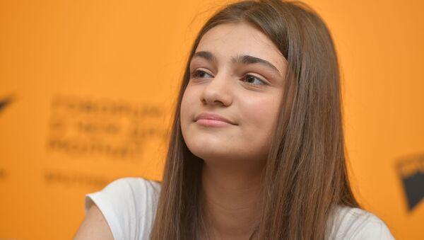 Валерия Адлейба - Sputnik Абхазия