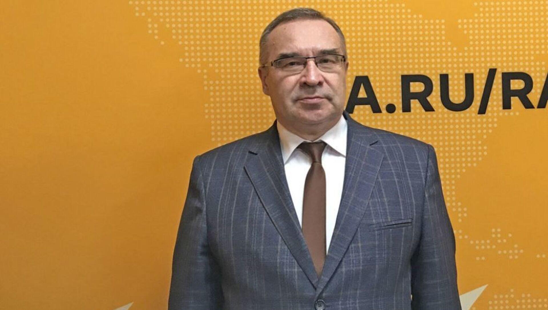 Андрей Кошкин - Sputnik Абхазия, 1920, 09.09.2021