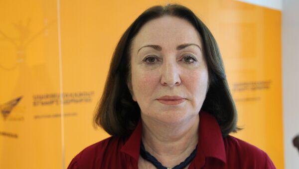 Мария Гицба - Sputnik Абхазия