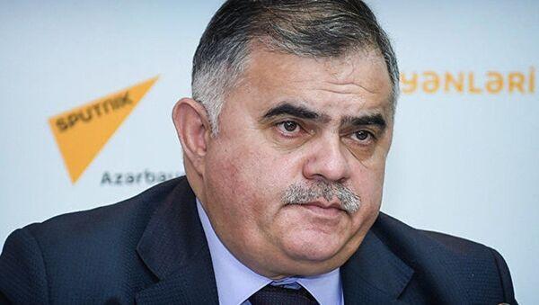 Арзу Нагиев - Sputnik Абхазия