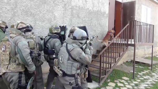 ФСБ РФ задержала члена преступной группы, причастной к терактам в московском метро - Sputnik Абхазия