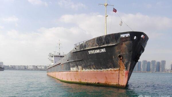 Судно Streamline - Sputnik Абхазия